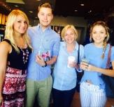 Friends at Starbucks- Saginaw, MI