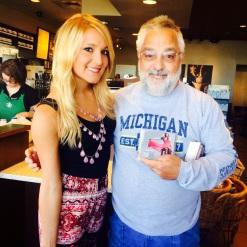 Friend's at Starbucks, Saginaw, MI